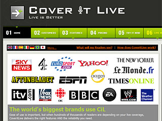 Coveritlive