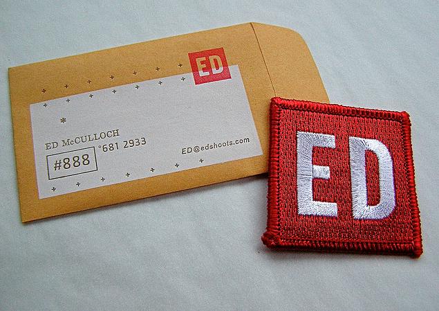 ED cartes de visite
