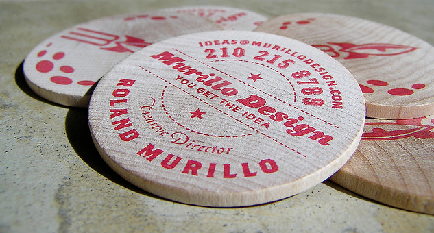 carte de visite murillo design