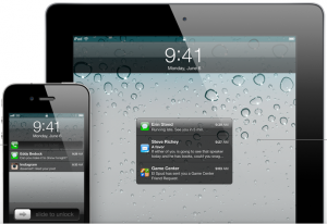 Notifications iOS5