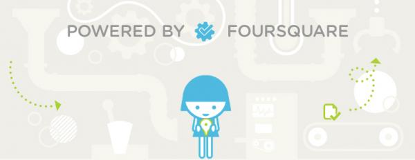Hackathon Foursquare