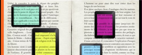 photo l ebook de francais