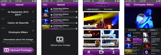 Evergig-iOS-Application