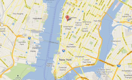 Google-New-York