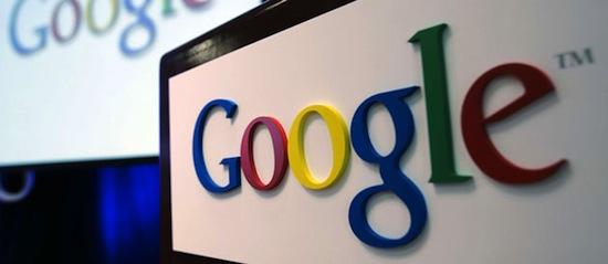 bandeau google