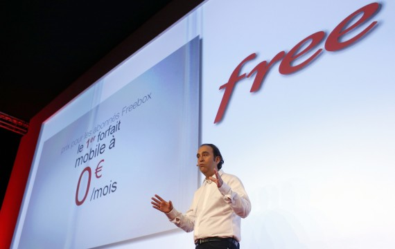 Freemobile to challenge the french mobile
