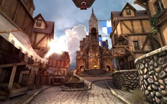 Epic Citadel Unreal Engine 3