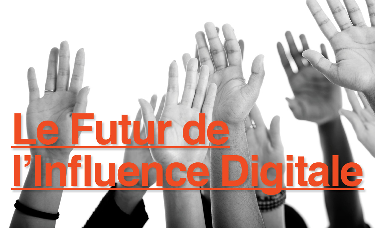 L'Afterwork sur le Futur de l'Influence Digitale, 18 Avril @ Paris