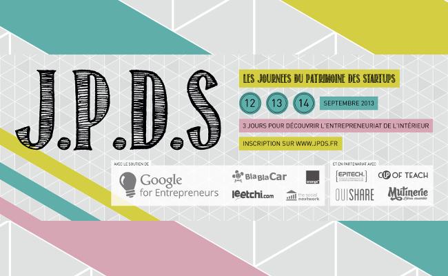 JPDS : ne les manquez pas !!