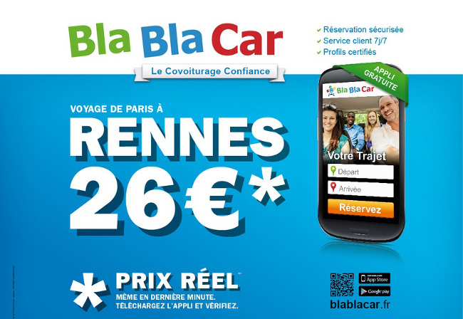 Prix Car Pour Rennes Parix