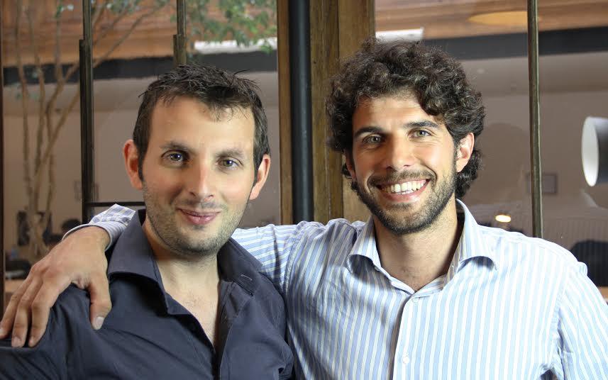 Benjamin Augros et Alexandre Trivella, les deux cofondateurs de Pretachanger