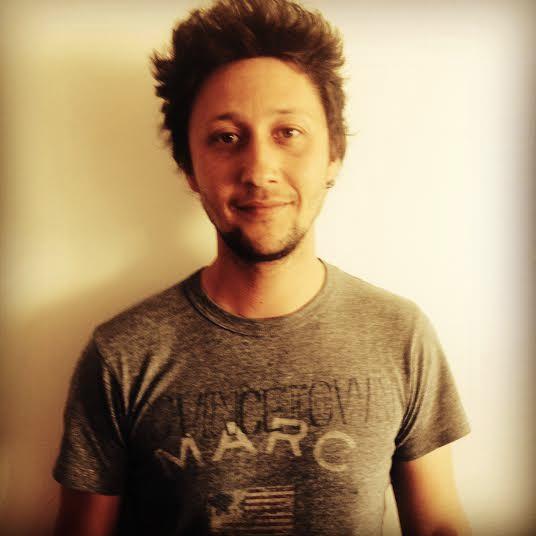 Julien Adam, cofondateur de Campus-Channel