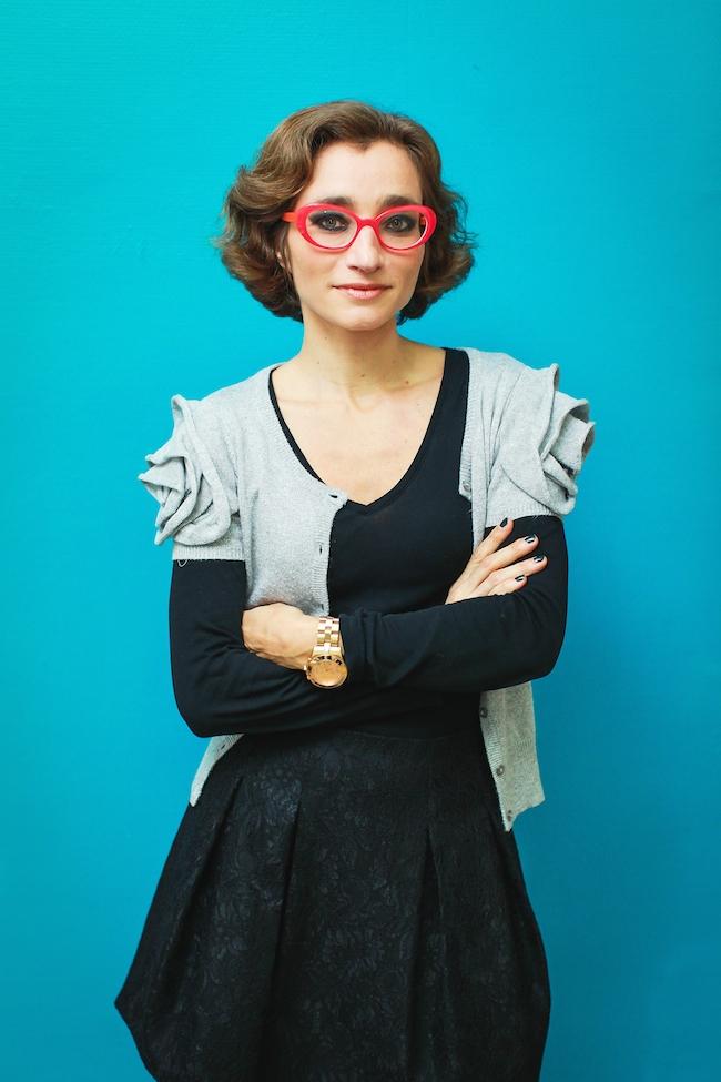 Valérie Abehsera, cofondatrice de Balinea