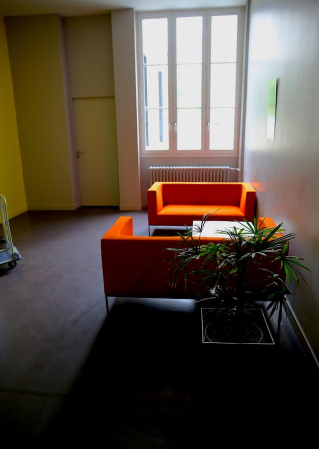 Un espace de rencontre chez Agoranov