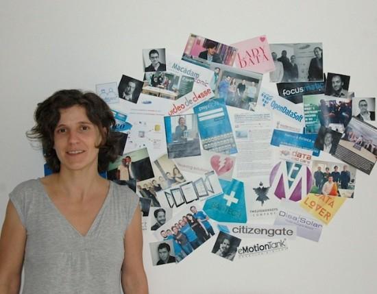 Sophie Sirven, chef de projet au Paris