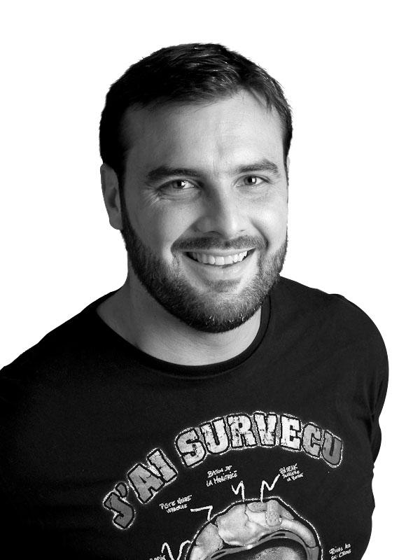 Arnaud Dupuis, dirigeants de Genymobile