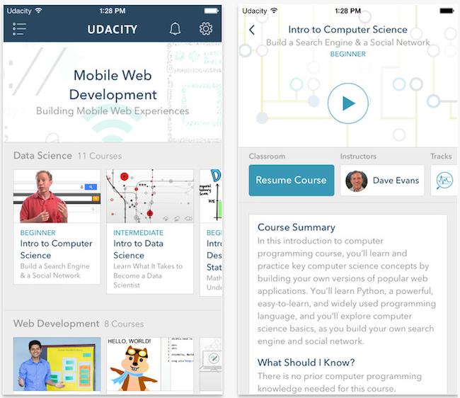Udacity - Application