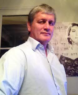Laurent Cadieu, créateur de Lovlkr