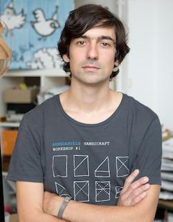 Michael Dettbarn, co-fondateur de Offtime