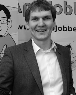 Robert Lokaiczyk, co-fondateur de Wer Denkt Was