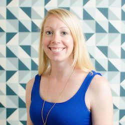 Robyn Mahood, chargée de marketing et communication chez Cornr