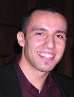 Yacine Chikhi, co-fondateur de SportBudiz