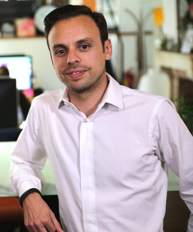 Manuel Diaz, ici chez Frenchweb, fondateur et président d'Emakina.