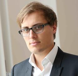 Antoine Marck, co-fondateur de Locat'me