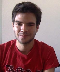 Baptiste Truchot, co-fondateur de Waved