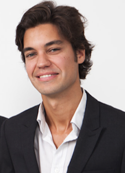François Chauvin, co-fondateur de eTerritoire