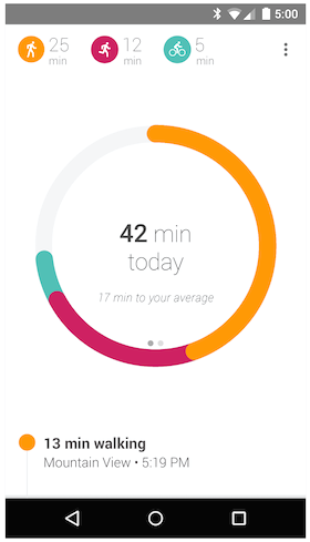 Google Fit - application (1)