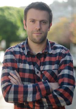 Grégory Kokanosky, co-fondateur de TextMe