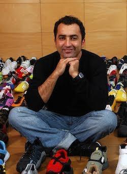 Karim Oumnia, fondateur de Glagla International