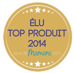 Label Elu Top Produit