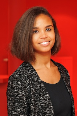 Maïlys Atedzoué, co-fondatrice de AirDoc Solutions