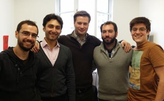 MyBrain Technologies - équipe