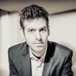 Olivier Roberdet, co-fondateur de Prizm