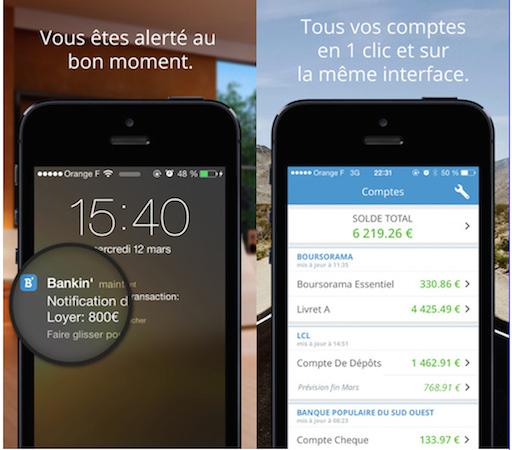 Bankin' app