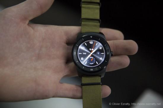 LG Electronics (montre)