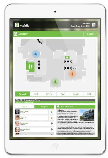 Greengage Mobile App.