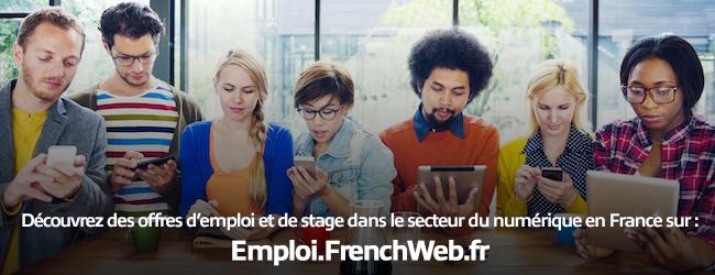 emploi frenchweb