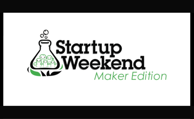 Startup weekend paris maker edition