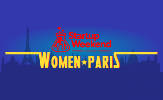 startup weekend women paris