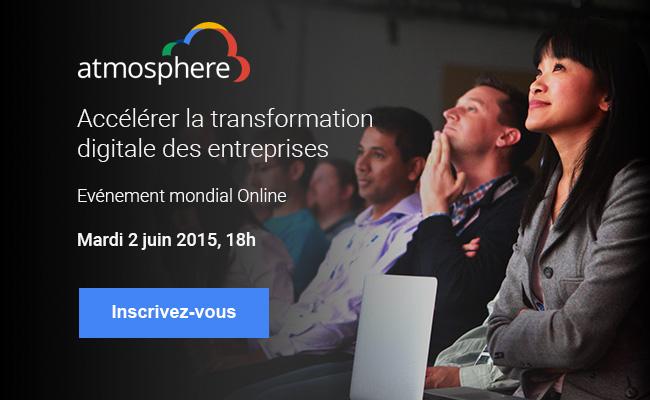 google atmosphere