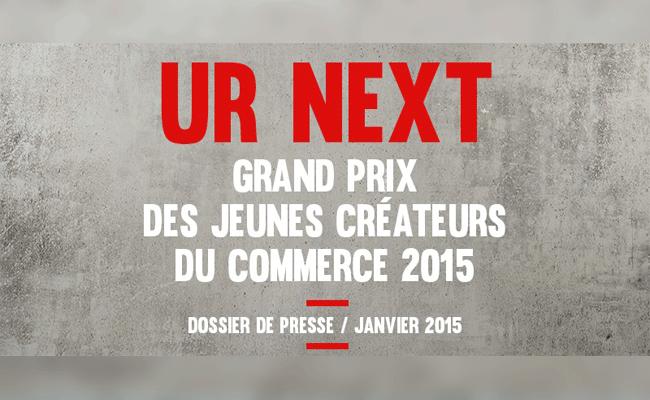 Grand prix createur commerce
