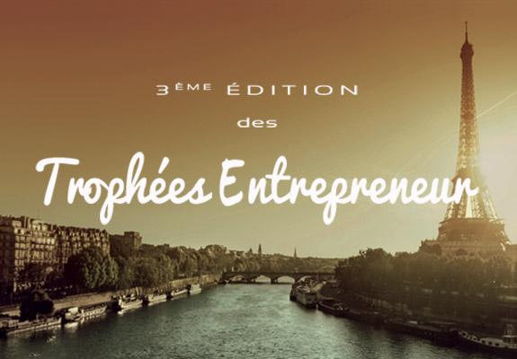 Trophées Entrepreneur ESC Rennes