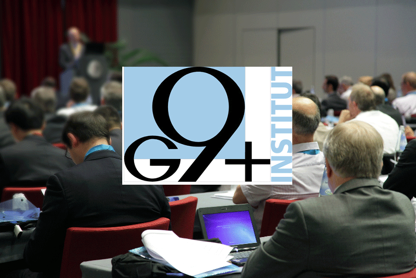 Conférence Institut G9+ et Salesforce