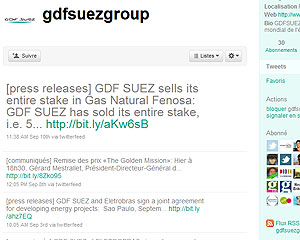 Twitter Suez