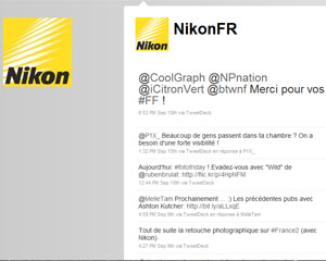 Twitter Nikon