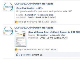 Suez sur Facebook